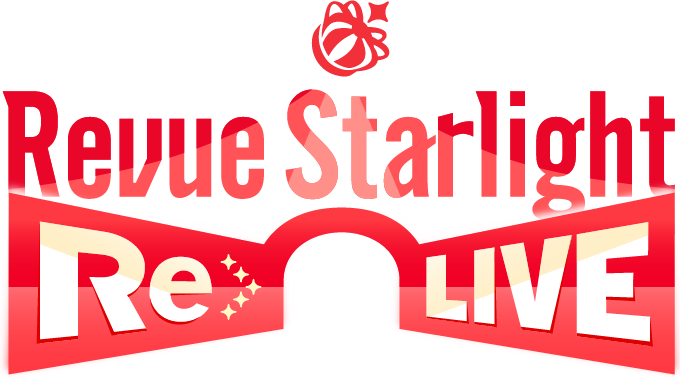 Logo Revue Starlight Re LIVE